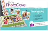 Photocakes are here